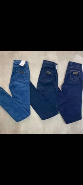 Jeans Wrangler para damas talle 28/38