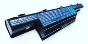 Baterías para notebook