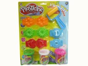Plasticine Creative juego didáctico con plastilinas