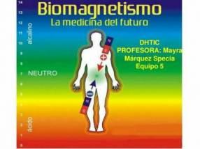 Terapia y tratamientos de biomagnetismo medicinal a distancia y presencial