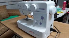 Máquina de coser eléctrica familiar Willex Family WP3004
