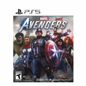 Juego PS5 Marvel Avengers