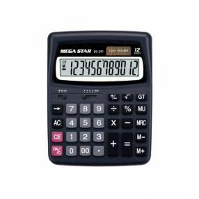 Calculadora Mega Star DS291 12 dígitos