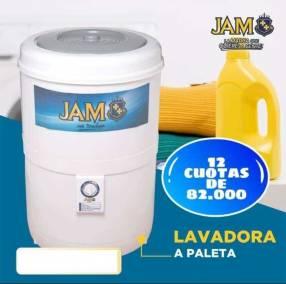 Lavarropa redondo JAM