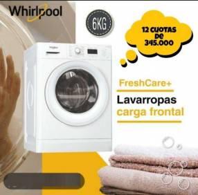 Lavarropa Whirlpool 6 Kg