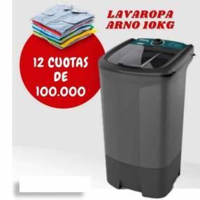 Lavarropa Arno 10 Kg