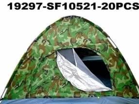 Camping para 3 personas