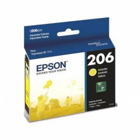 Cartucho de tinta Epson 206420 amarillo