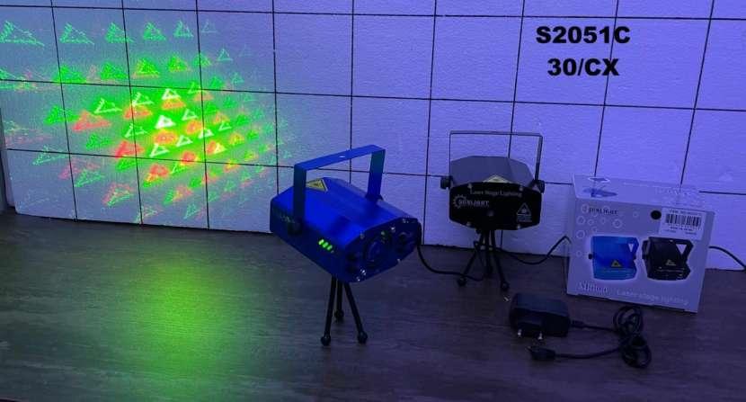 Luz LED láser - 0