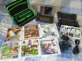 Nintendo 3DS XL semi nuevo