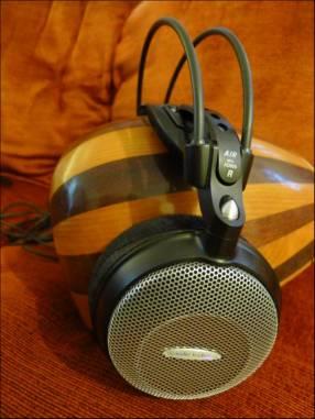 Auricular Audio-Technica ATH-AD500 abiertos