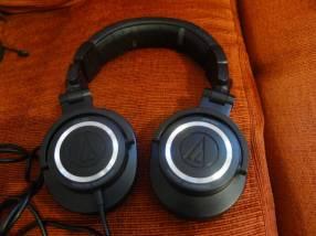 Auricular Audio-Technica ATH-M50 monitor de estudio