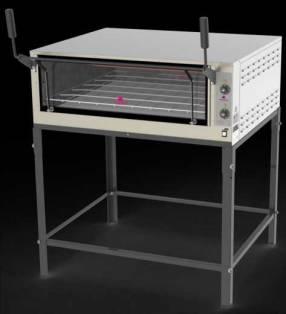 Horno eléctrico Progas modelo PRPE-900 pintado con refractario