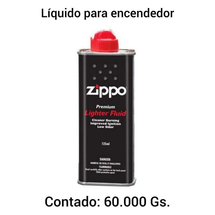 Líquido para encendedor - 0