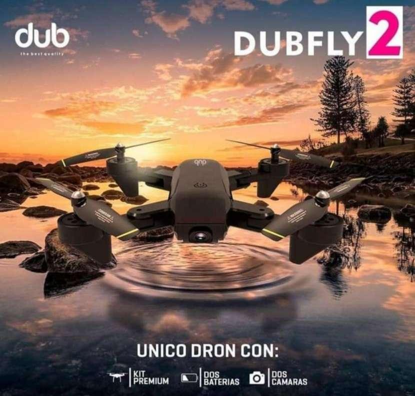 Drone con 2 cámaras - 0