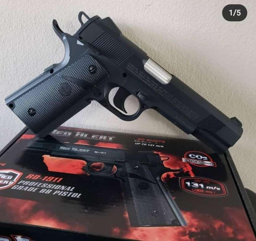 Pistola Red Alert 1911 - 0