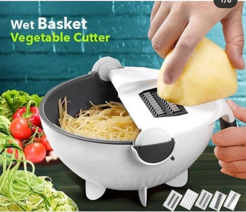 Rallador de verduras - 0