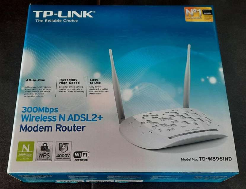 Router TP-Link - 0