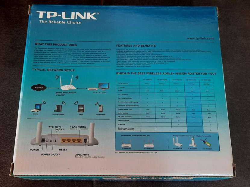 Router TP-Link - 1