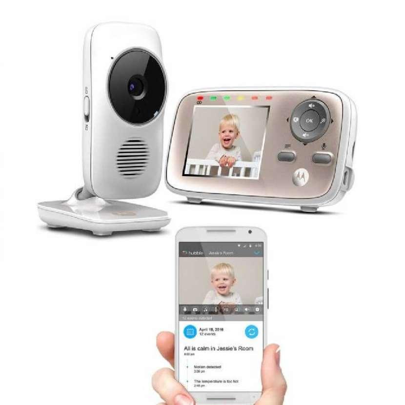 "Baby call motorola 2.8"" wifi conect mbp-667 - 0"