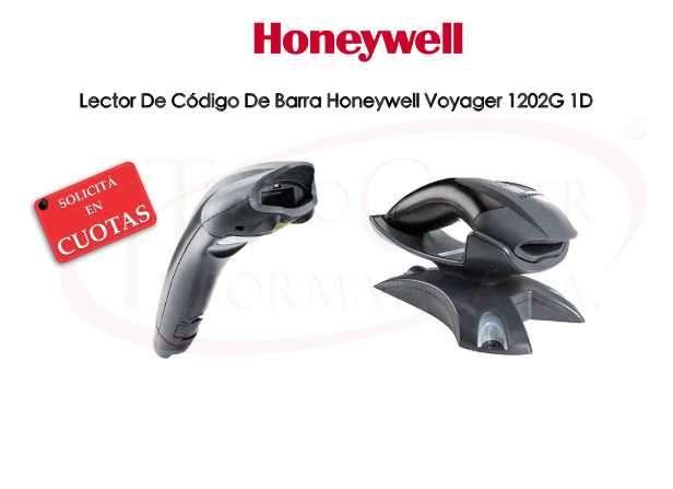 Lector de código de barra Honeywell Voyager 1202G 1D Wireless - 0