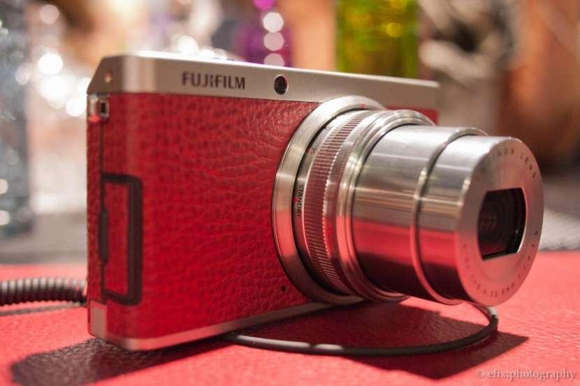 Cámara Fujifilm XF-1 X Pro series full hd case de regalo - 0