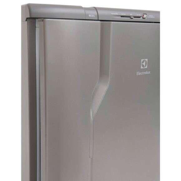 Heladera Electrolux RE31G frío húmedo 240 litros gris - 2