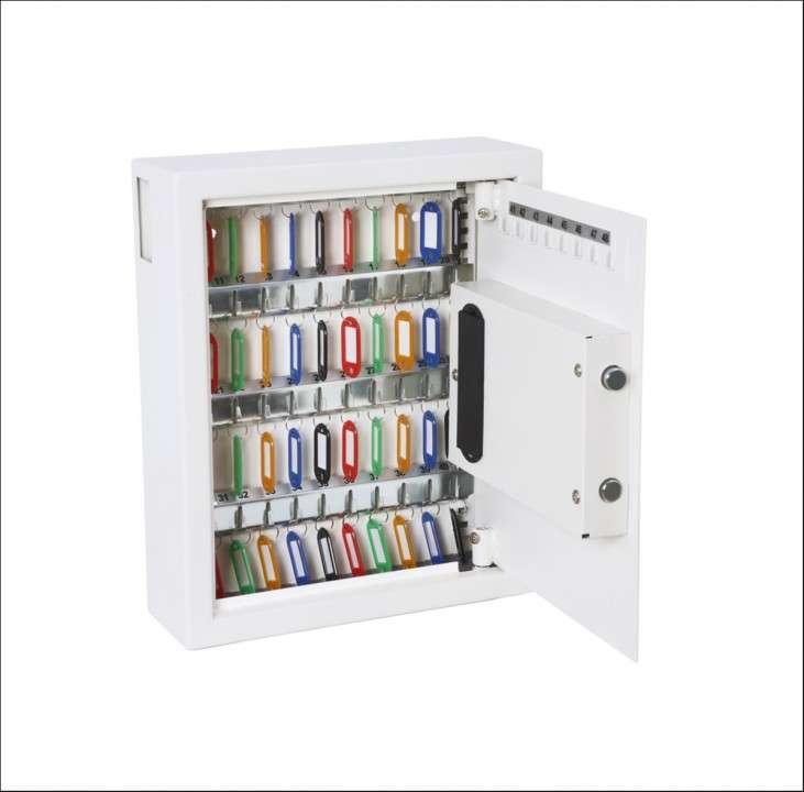 Caja fuerte de seguridad para llaves 27 piezas - 1
