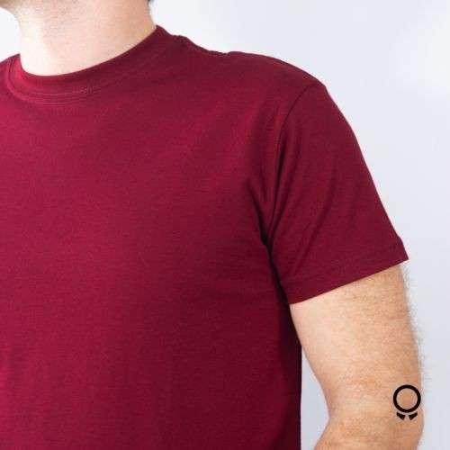 Remera Liberato Basics cuello redondo bordo - 1