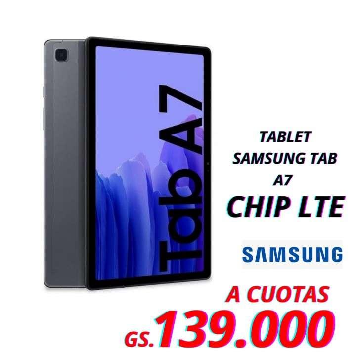 Samsung Galaxy Tab A7 Lite SM-T225 LTE 8.7 pulgadas 3GB/32GB - 0