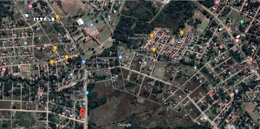 Terreno 1.000 m2 frente a ruta asfaltada en Ypané - 4