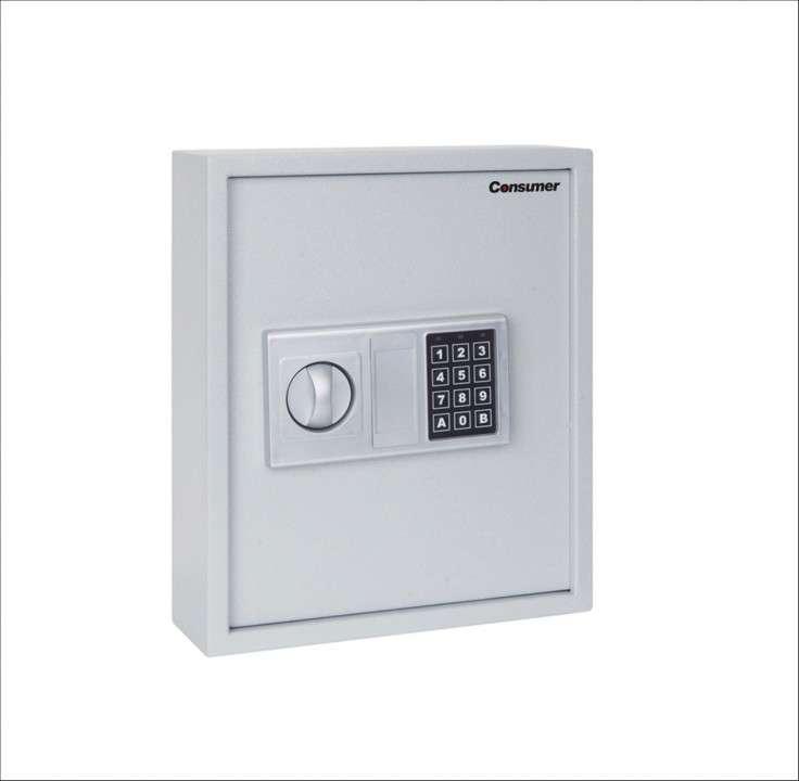 Caja fuerte de seguridad para llaves 27 piezas - 0