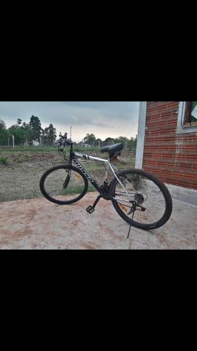 Bicicleta Milano Action aro 24 - 0