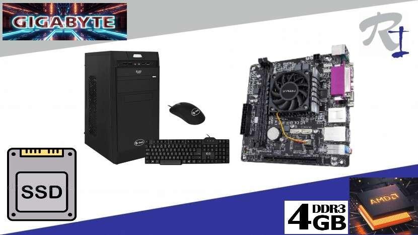 Computadora personal AMD E1-6010 1.35Ghz - 0