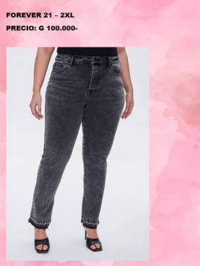 Jeans Forever 21 talle 2XL