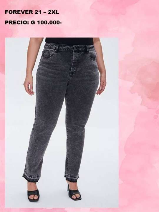 Jeans Forever 21 talle 2XL - 0