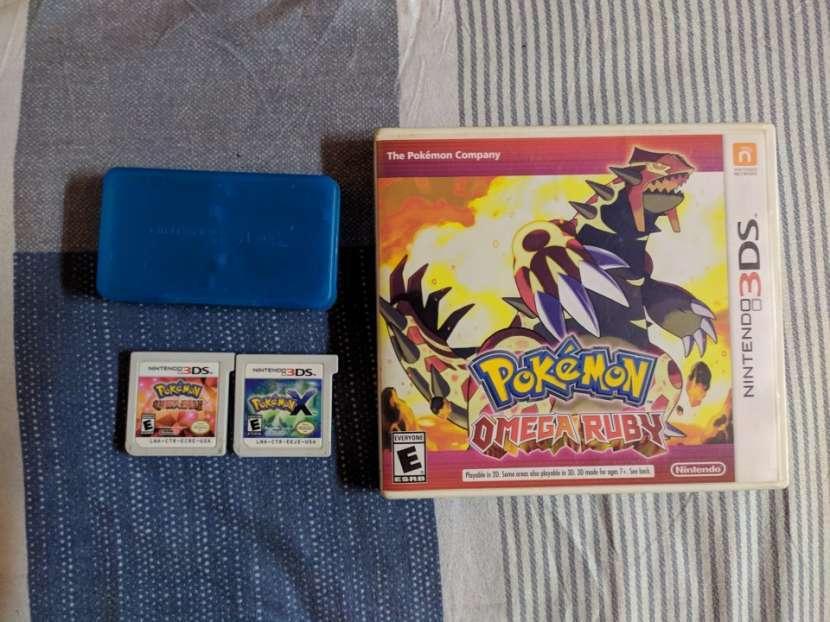Pokémon X + Pokémon Omega Ruby - 1