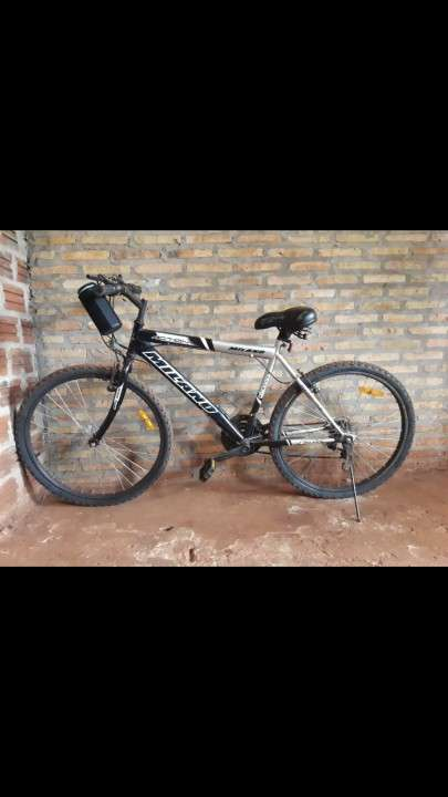 Bicicleta Milano Action aro 24 - 1