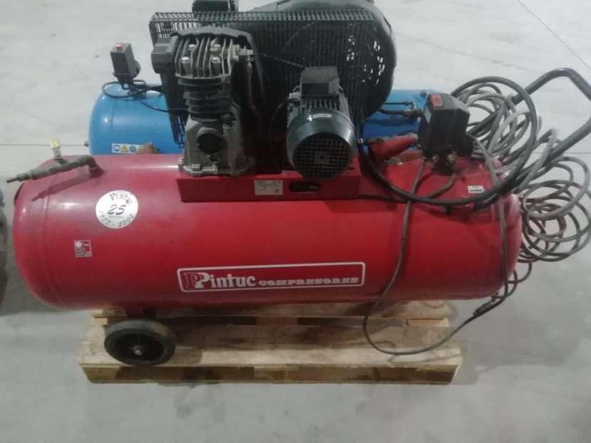 Compresores Nuair y Pintuc - 6