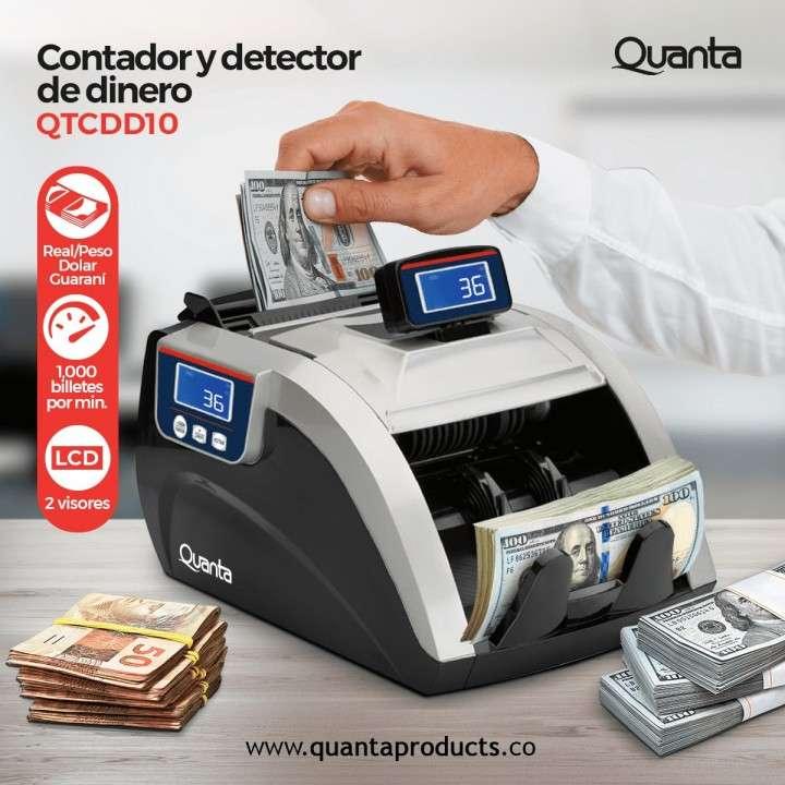 Contador de billetes Quanta - 0