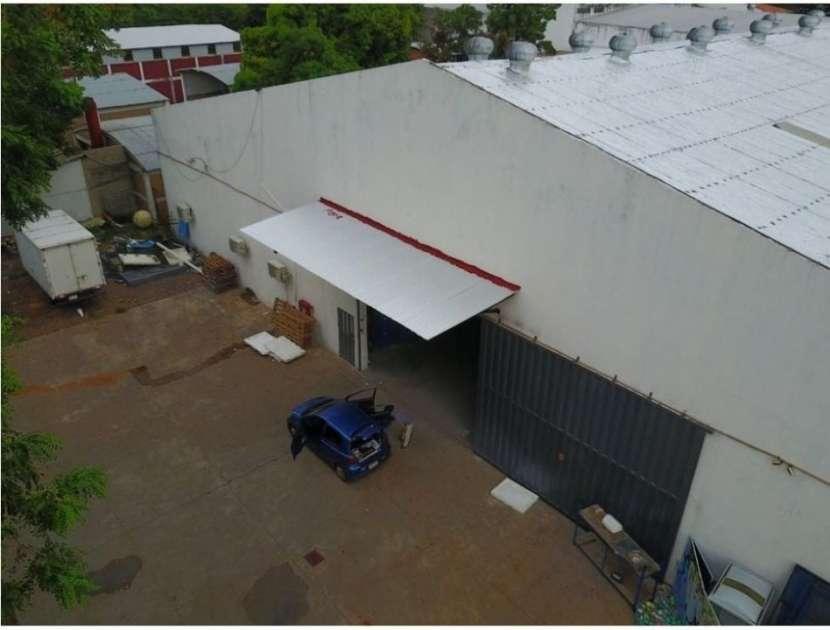 Depósito en Asunción zona Artigas COD 0122 - 4