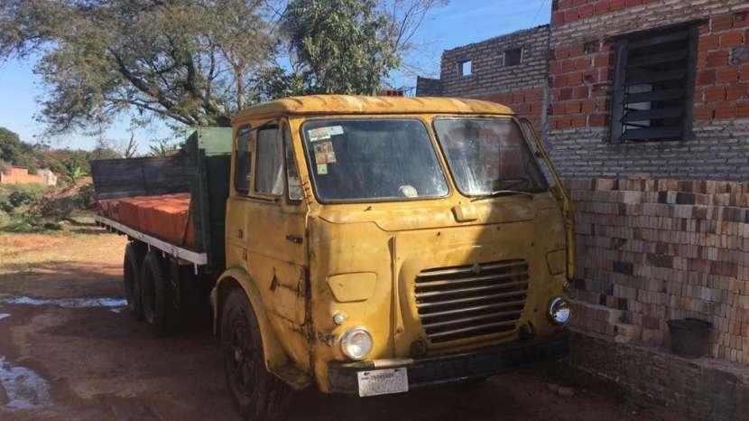 Camión FNM 1976 - 7