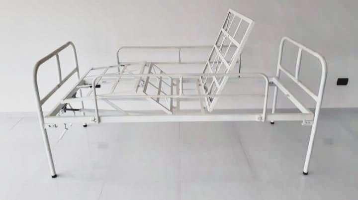 Cama hospitalaria de 2 movimientos manual - 1