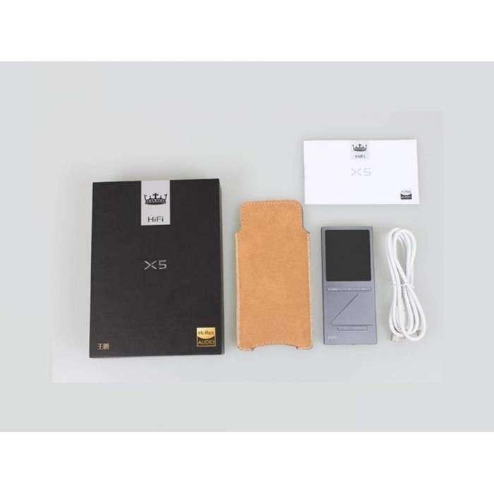 Reproductor de audio MP3 FLAC Hi-res y grabador ONN X5 - 1