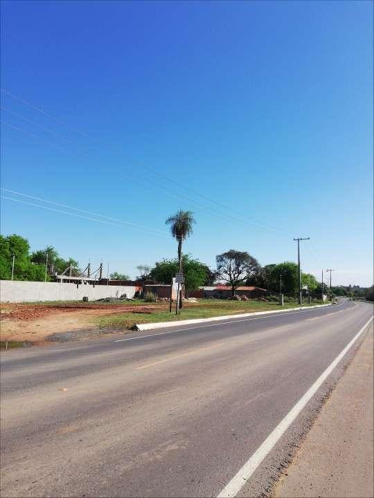 Terreno 1.000 m2 frente a ruta asfaltada en Ypané - 3