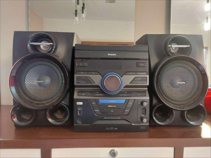 Equipo de sonido Philips Hifi Fwm463x/77 - 0