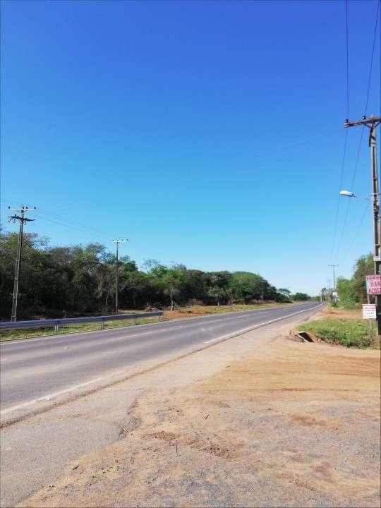 Terreno 1.000 m2 frente a ruta asfaltada en Ypané - 2