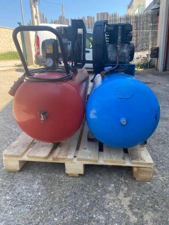 Compresores Nuair y Pintuc - 0
