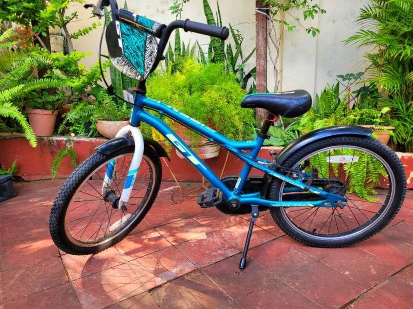 Bicicleta GT aro 20 - 3