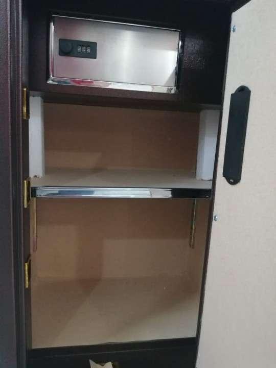 Caja fuerte blindada de piso - 0